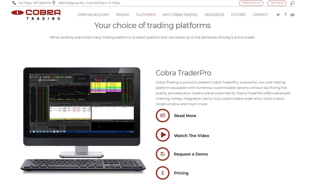 Профессиональный обзор брокера Cobra Trading и настоящие отзывы о его деятельности